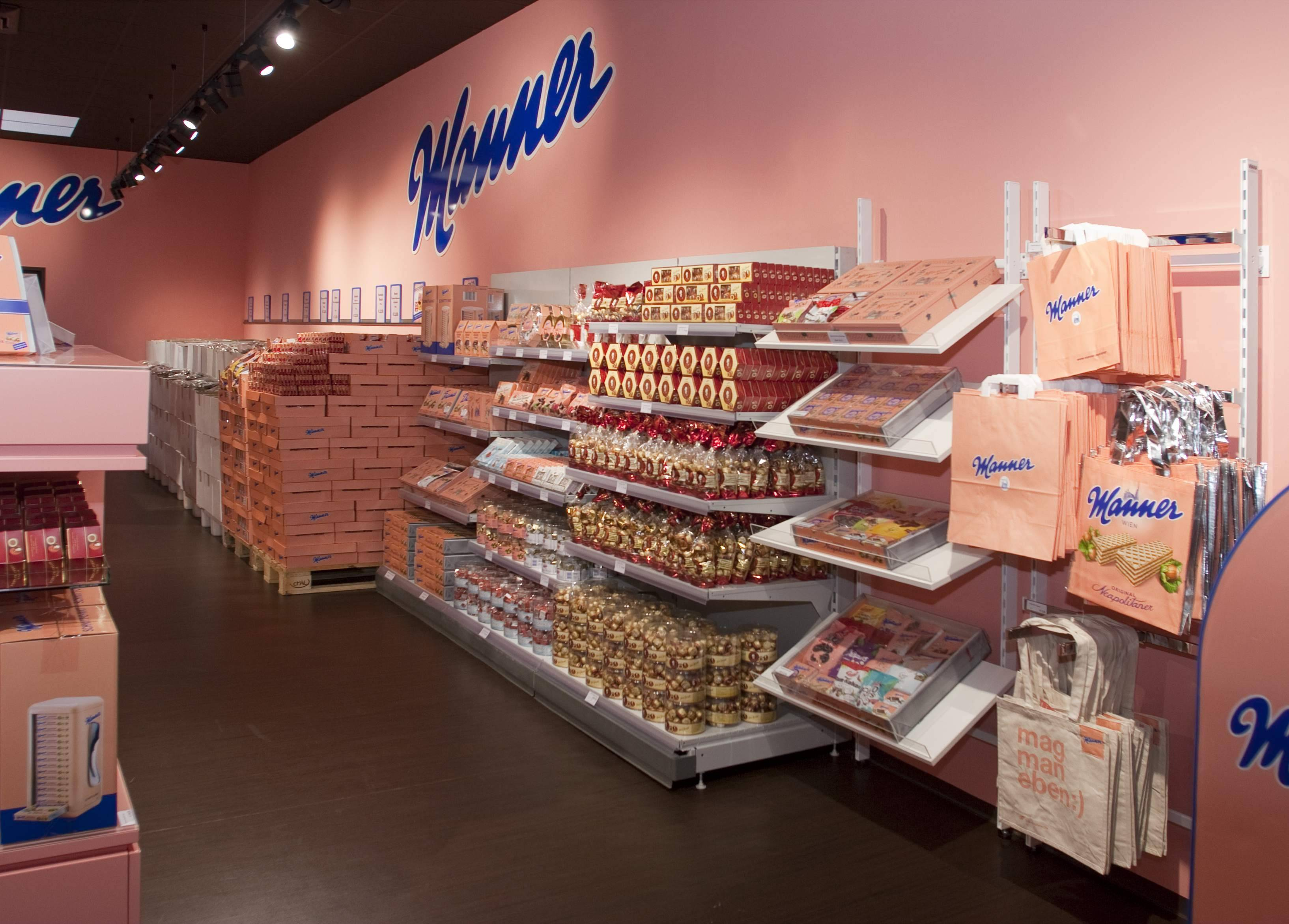 Manner Shop Mauthausen, Donaupark