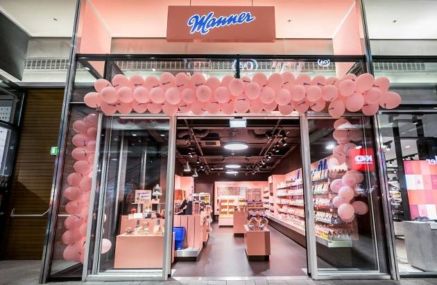 Manner Shop Graz Murpark