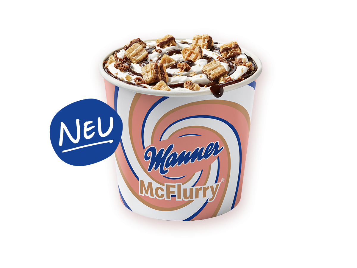 Manner Mc Flurry Limited Edition