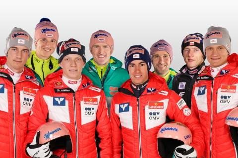 Skoczek narciarski 2020