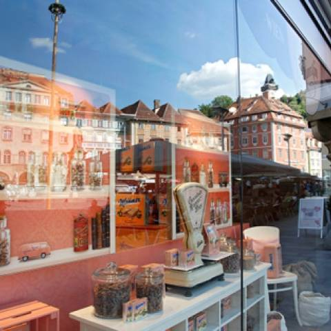 Manner Shop Graz, Hauptplatz 3